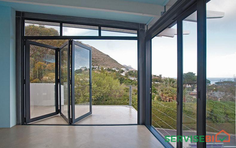 ალუმინის კარ-ფანჯარა