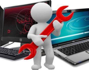ლეპტოპის და პერსონალური კომპიუტერის შეკეთება /Windows -ის გადაყენება