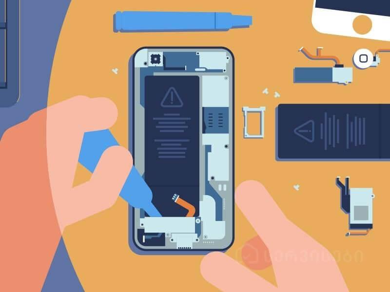 მობილური ტელეფონის შეკეთება და აქსესუარები