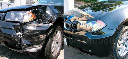 BMW- სათუნუქე სამუშაოები