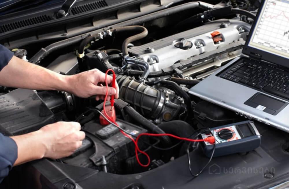 ავტომობილის ელექტროდიაგნოსტიკა, ელექტროობა.