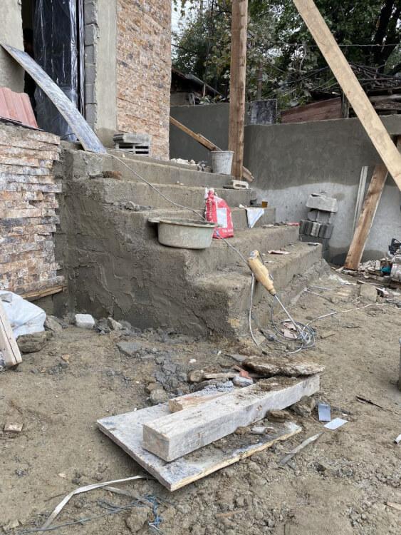 სამშენებლო და სარემონტო მომსახურეობა