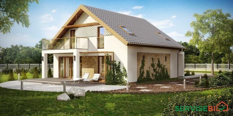 კერძო სახლების მშენებლობა და რემონტი