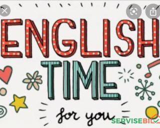 მოვამზადებ ბავშვებს ინგლისურში მე-5 კლასამდე