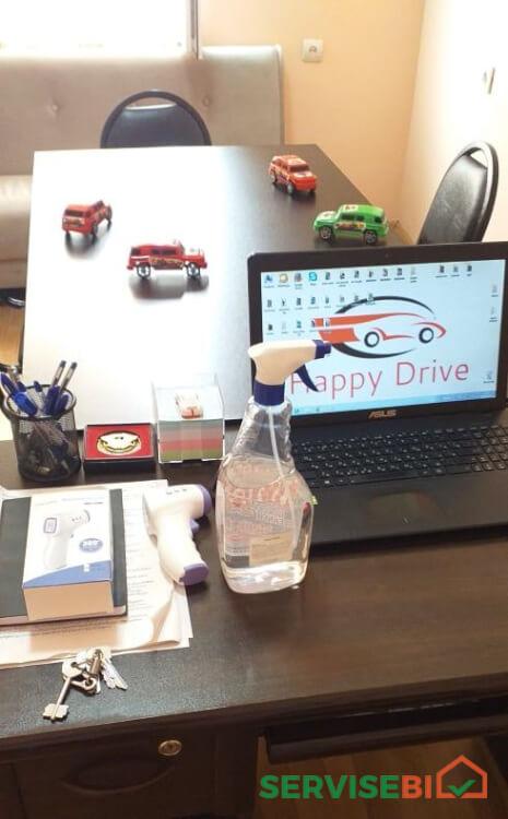 ავტოსკოლა Happy Drive - მართვის მოწმობის კურსი