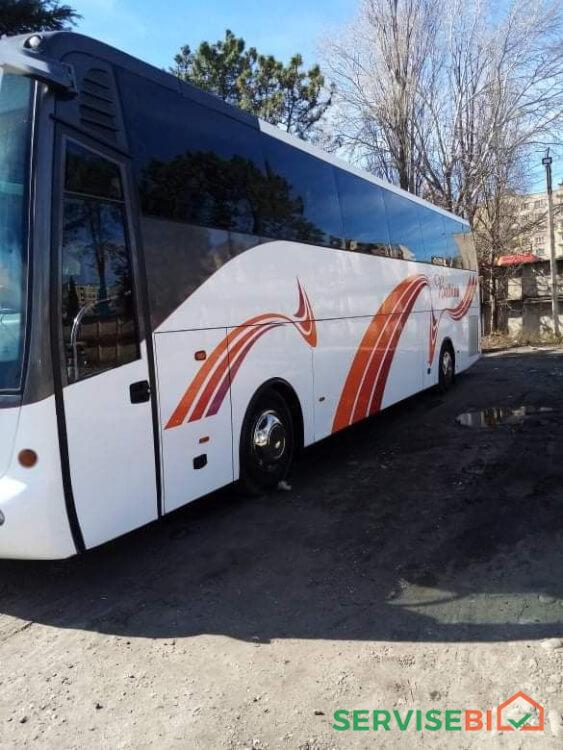 ავტობუსის გაქირავება