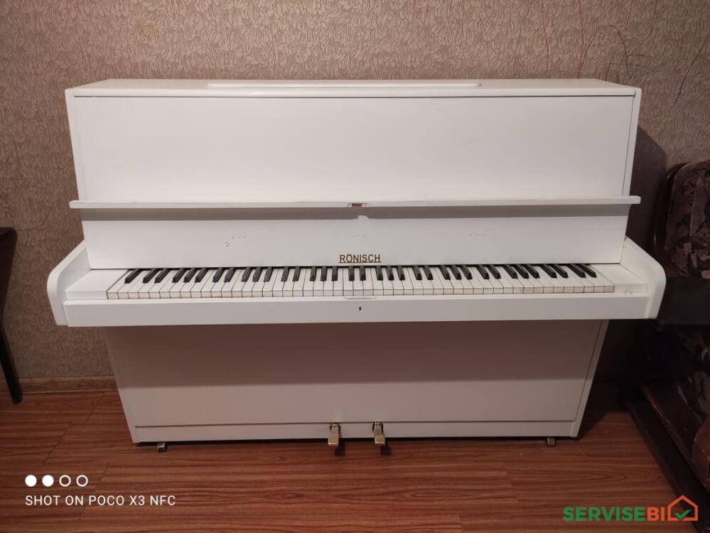 პიანინოს რესტავრაცია