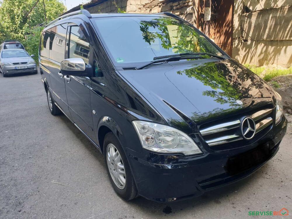 მინივენით მომსახურება Mercedes Vito 2014 8+1
