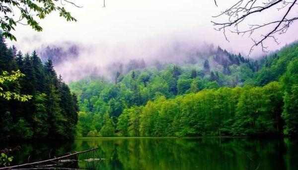 ტური ბატეთის ტბა - ძამას ხეობა