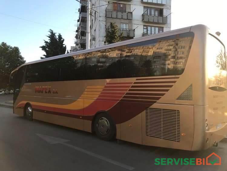 ავტობუსის დაქირავება