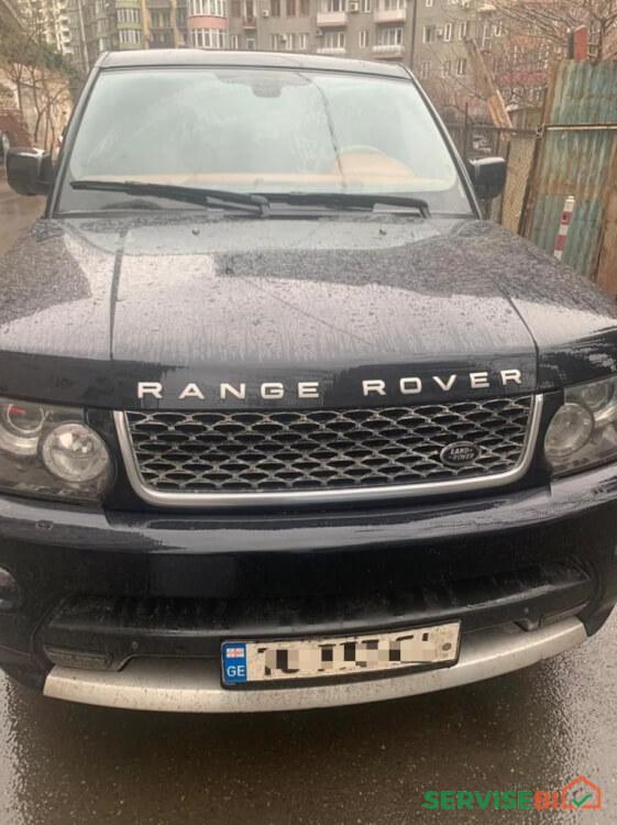ქირავდება range rover 2014