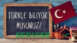თურქული ენის შესწავლა და თურქული ენის თარჯიმანი