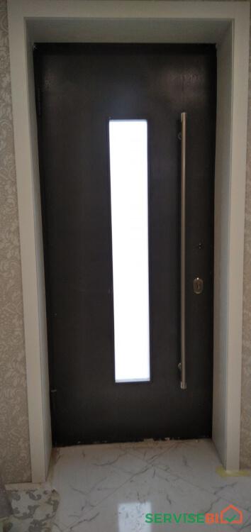 კარების მონტაჟი