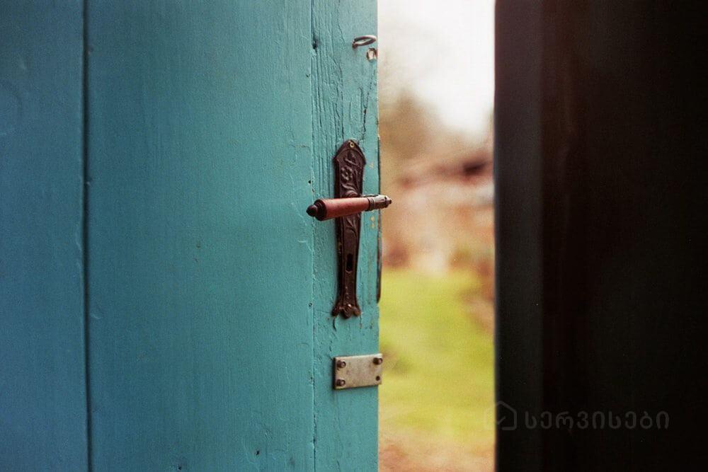 კარის საკეტების შეცვლა-მონტაჟი