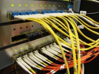 ოპტიკური კაბელის ინსტალაცია (Fiber optic instalation)