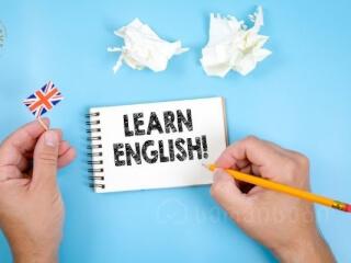 მოვამზადებ ბავშვებს ინგლისურში.