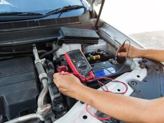 ავტომობილის ელექტროდიაგნოსტიკა გამოძახებით