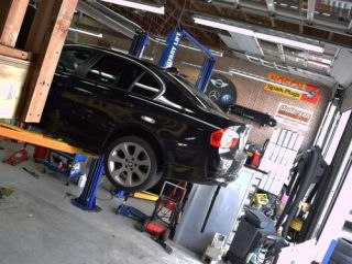 BMW-ს სრული ავტოსერვის