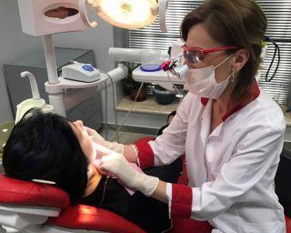 """სტომატოლოგიური კლინიკა """"Diadenti""""."""