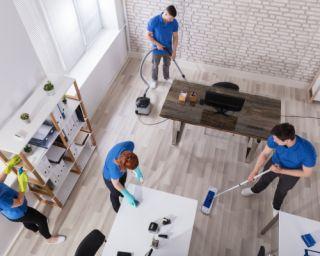ოფისების დალაგება დასუფთავება