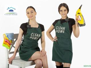 დასუფთავების კომპანია _  სუფთა სახლი