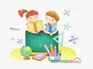 მოვამზადებ სკოლის მოსწავლეებს 1-დან მე-4 კლასამდე ყველა საგანში