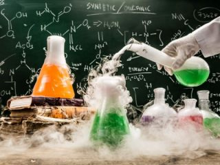 მოვამზადებ ბავშვებს ქიმიაში