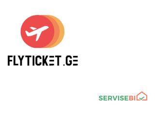 Flyticket.Ge - იაფი ავიაბილეთები ყველა მიმართულებით.