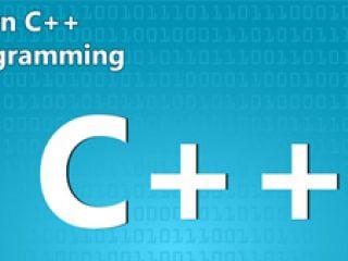C ++ პროგრამირების ენა