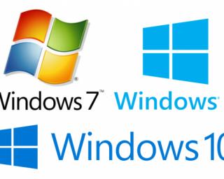 Windows 10, 8(8.1) და 7-ის გადაყენება