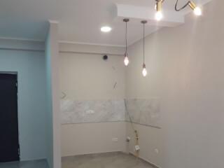კედლის ლესვა-ღებვა