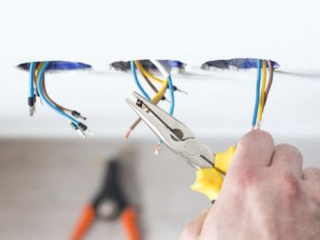 ელექტრიკოსი, ელექტროგაყვანილობის მონტაჟი ნებისმიერ ობიექტზე