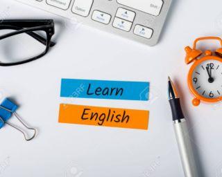 ინგლისური ენის სწავლა