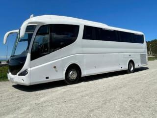 ქირავდება 46 და 51 ადგილიანი ავტობუსები