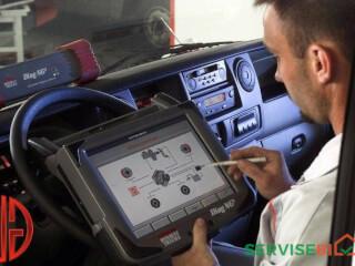 ავტომობილის  კომპიუტერული და ელექტრო დიაგნოსტიკა