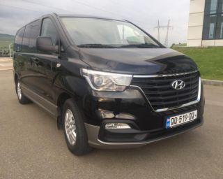 მინივენით მომსახურება Hyundai H1 (2019წ) 7+1