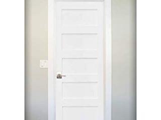 მდფ ის კარების და პლინტუსების მონტაჯი