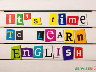 ინგლისურის მასწავლებელი თქვენთვის!