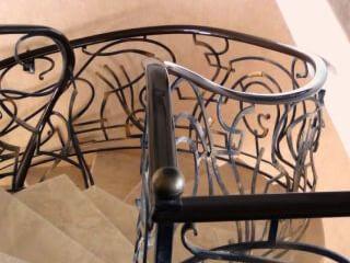 კიბე.საფეხური.კიბის სახელური
